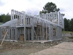 Строительство быстровозводимых каркасных домов