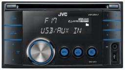 JVC KW-XR417EE - 2 DIN