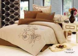 Комплект постельного белья Amely. евро, Аллегро