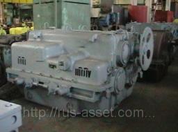 Коробка передач КПЗ-900