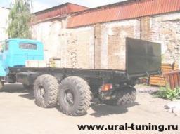 Металловоз КАМАЗ 53215 (6x4, 12т)