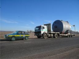 Вооруженная охрана и сопровождение грузов