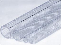 Линия для армированных шлангов из ПВХ волокнами, нитками