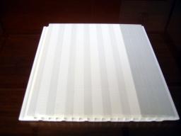 Линия для стенновых и потолочных панелей из ПВХ