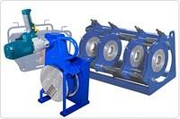 Оборудование для сварки полимерных труб встык