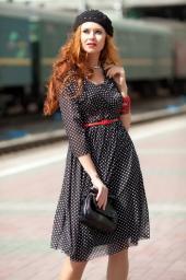 Платье, модель 4414
