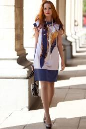 Платье, модель 4529