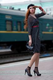 Платье, модель 4401