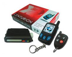 Автосигнализация. Centurion XP с автозапуском