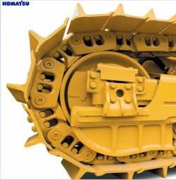 Запчасти к бульдозерам Komatsu (комацу) D155/D275/D355/D375 и Caterpillar (катерпилер) D6/D7/D8/D9