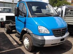 ГАЗ-33106-1627 Валдай шасси