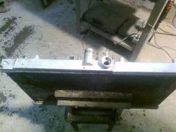 Ремонт радиаторов, алюминиевых радиаторов на легковые, грузовые и с/технику.