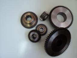 Шестерни к металлообрабатывающему оборудованию