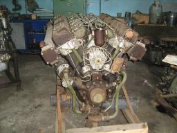 Двигатель Д12А 375