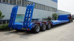 Полуприцеп-тяжеловоз 120 тонн