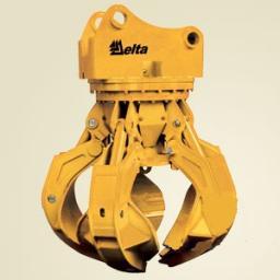 Грейфер многочелюстной (Скрап) Delta MGA600-4 (4 челюсти)