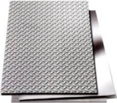 Лист стальной рифленый 4-6 мм. ГОСТ 8568 Екатеринбург