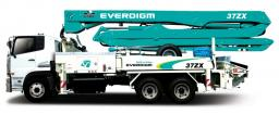 Автобетононасос Everdigm ECP 37ZX, на базе Daewoo, 2012г