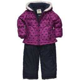 Комплект пуховики детские куртки для