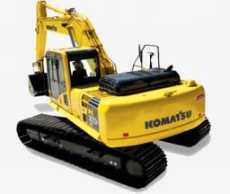 Гусеничный экскаватор Komatsu PC270-7