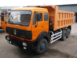 Самосвал Beifan Benchi /North-Benz/ 6x4 336 л. с