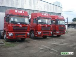 Седельный Тягач shaanxi 6x4 SX4257NX324