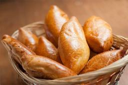 Замороженный хлеб и тесто