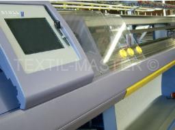 Промышленные вязальные машины STOLL CMS 433TC версия ST168 / ST268 / ST468 , 5, 7, 10 и 12 классы.