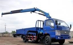 АВТОМОБИЛЬ BAW 33460 с КМУ ИМ - 55