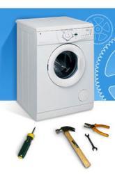 Срочный ремонт стиральных машин на дому у заказчика.