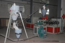 грануляционная линия типа горячей отрезки для ПВХ