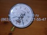 Манометр ДМ 2005 Сг электроконтактный (0–160 кг/см) Ду корп. 160 мм