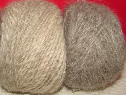 Пряжа ФЭ натуральная для ручного вязания