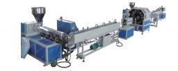 Линии для производства шлангов армированных ПВХ волокном