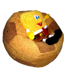 Кресло мешок мячик