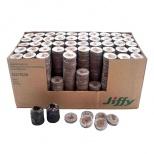 Торфяные (Торфо- перегнойные) таблетки Jiffy, диаметр 41 мм,1000 шт/кор