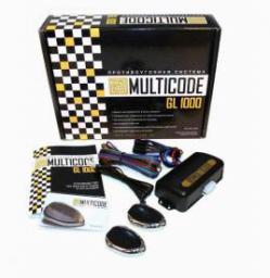 BIOCODE-Multicode GL-1000 RDD