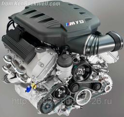 Двигатель бу на BMW M3 С 2008 по 2011 годов все варианты в наличии