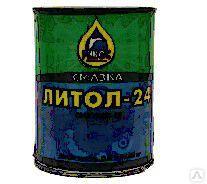 Смазка РИКОС ЛИТОЛ-24 (Гост Светлый) барабан 40кг