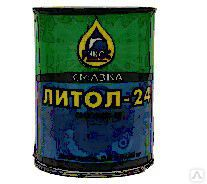 Смазка РИКОС ЛИТОЛ-24  фасовка 0,8кг/ 2кг/ 17,5кг/ 40кг/ 175кг