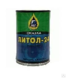 Смазка ЛИТОЛ-24 (Гост Светлый) РИКОС, барабан 40кг