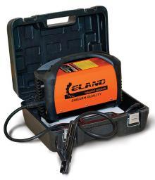 Сварочный инвертор Eland MMA-160B LUX в кейсе