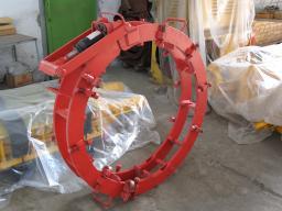 Центратор наружный гидравлический ЦНГ61 (Ø630мм)