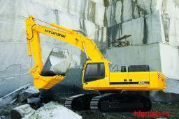 Запчасти на экскаватор Hyundai (Хундай) R500LC-7, R500LC-7A