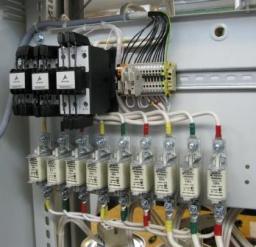 Автоматическая конденсаторная установка АКУ(КРМ,УКМ58)-0.4-525-25 УХЛ1 IP54