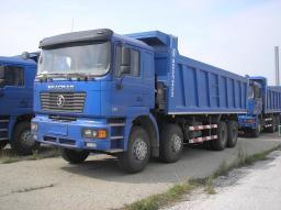 Самосвал SX3315DT366