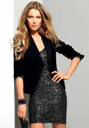 Шикарное платье вечернее черное от бренда LAURA SCOTT по самым низким ценам в Пензе