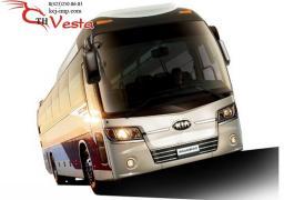 Продается туристический автобус KIA Granbird Greenfield 2012 года выпуска