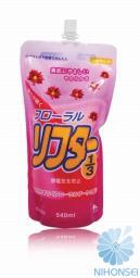 Mitsuei Кондиционер смягчающий концентрированный для белья 0.54л (мягкая экономичная упаковка)