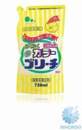 Mitsuei Кислородный отбеливатель для цветных вещей (мягкая экономичная упаковка) 0.7л